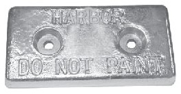 Hull Anodes Bolt On